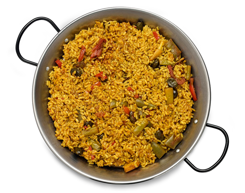 paella-arroz-con-verduras