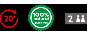 Rock Paella - 100% Natural