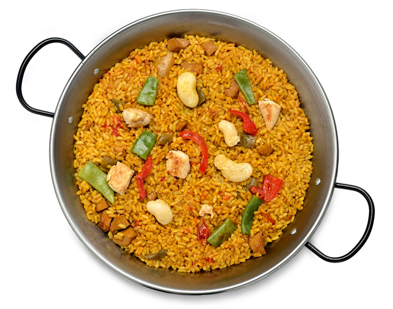 Rock Paella - Arroz con pollo