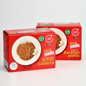 Rock Paella - Arroz Caldero
