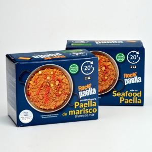 Rock Paella - Paella de marisco