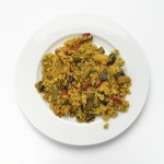 Arroz con Verduras Rock Paella